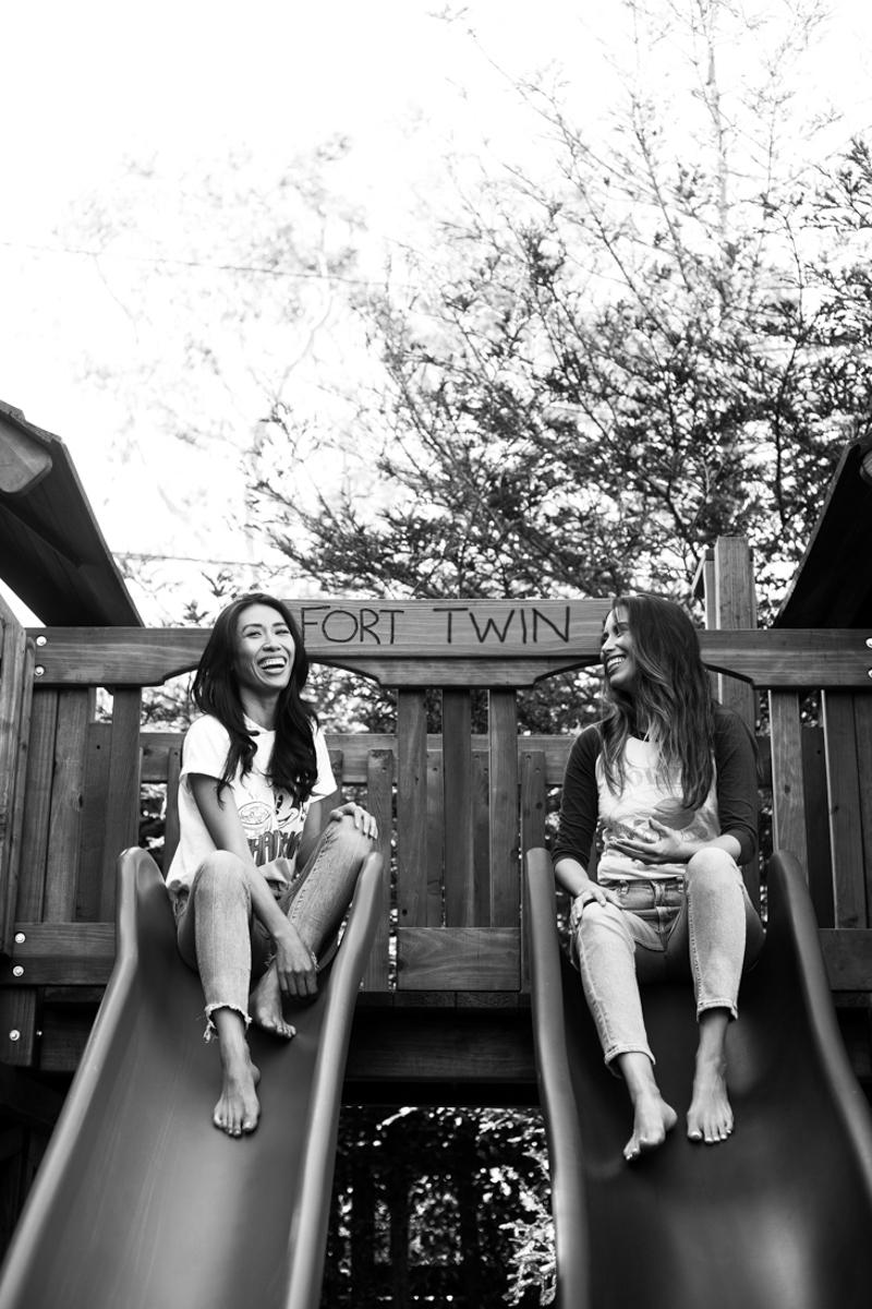 Twin Photoshoot. www.christinechangphoto.com