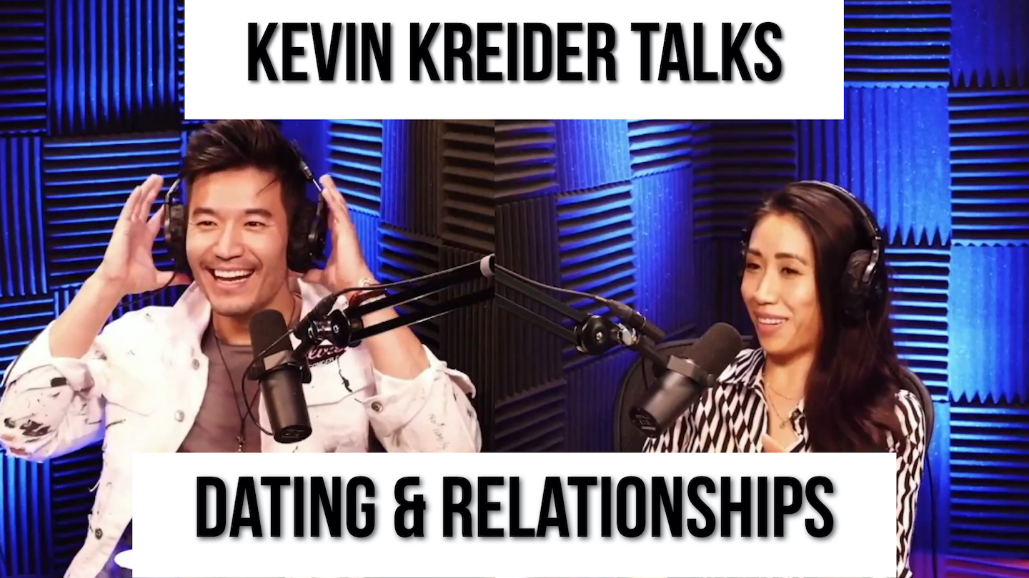 Bling Empire's Kevin Kreider talks dating on Show Up With Christine Chang